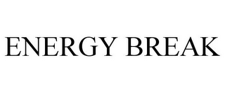 mark for ENERGY BREAK, trademark #85657035