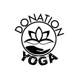 mark for DONATION YOGA, trademark #85657200