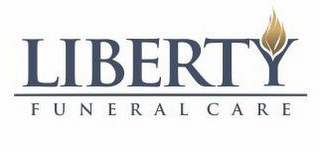 mark for LIBERTY FUNERAL CARE, trademark #85657702