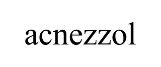 mark for ACNEZZOL, trademark #85657724