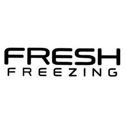 mark for FRESH FREEZING, trademark #85657765