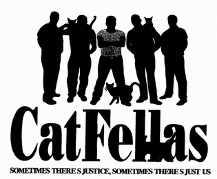 mark for CATFELLAS, trademark #85657866