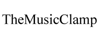 mark for THEMUSICCLAMP, trademark #85658117