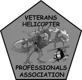 mark for VETERANS HELICOPTER PROFESSIONALS ASSOCIATION, trademark #85658482