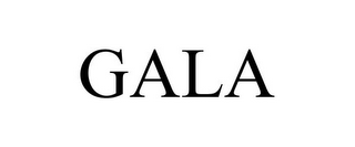 mark for GALA, trademark #85658847