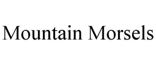 mark for MOUNTAIN MORSELS, trademark #85658878