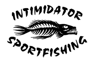 mark for INTIMIDATOR SPORTFISHING, trademark #85658937