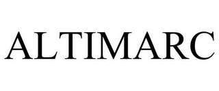 mark for ALTIMARC, trademark #85659061