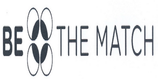 mark for BE THE MATCH, trademark #85659271