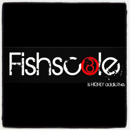 mark for FISHSCOLE IS HIGHLY ADDICTIVE 8, trademark #85659305