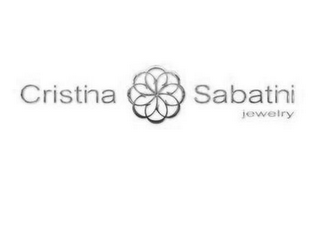 mark for CRISTINA SABATINI JEWELRY, trademark #85659323