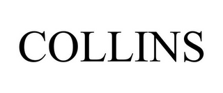 mark for COLLINS, trademark #85659452