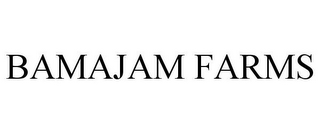 mark for BAMAJAM FARMS, trademark #85659527