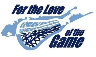 mark for FOR THE LOVE OF THE GAME, trademark #85659763
