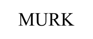 mark for MURK, trademark #85659787