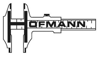 mark for HOFMANN, trademark #85659816