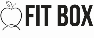 mark for FIT BOX, trademark #85659824