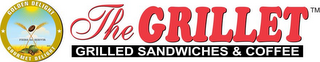 mark for THE GRILLET GRILLED SANDWICHES & COFFEEGOLDEN DELIGHT GOURMET DELIGHT FIERS DE SERVIR 2012, trademark #85659831