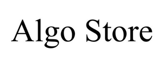 mark for ALGO STORE, trademark #85659936