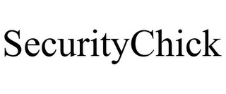 mark for SECURITYCHICK, trademark #85659963