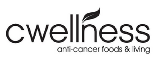 mark for CWELLNESS ANTI-CANCER FOODS & LIVING, trademark #85660088