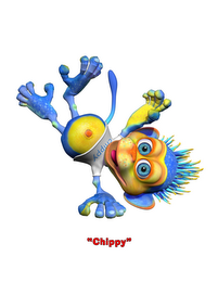 "mark for ""CHIPPY"" CHIPPY, trademark #85660112"