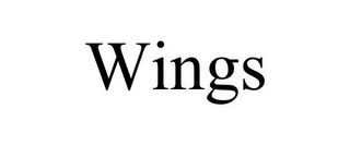 mark for WINGS, trademark #85660388