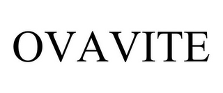 mark for OVAVITE, trademark #85660485