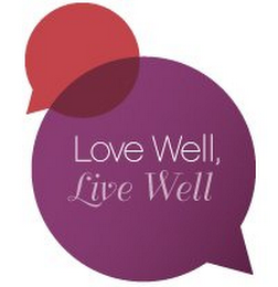 mark for LOVE WELL, LIVE WELL, trademark #85660522