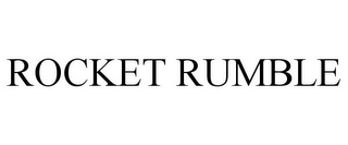mark for ROCKET RUMBLE, trademark #85660664