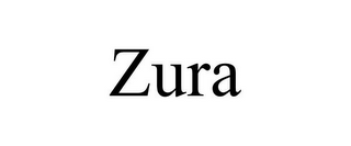 mark for ZURA, trademark #85660784