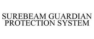mark for SUREBEAM GUARDIAN PROTECTION SYSTEM, trademark #85660807