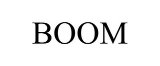 mark for BOOM, trademark #85660819
