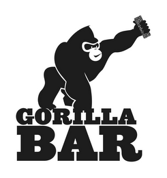 mark for GORILLA BAR, trademark #85660975