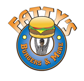 mark for FATTY'S BURGERS & MORE, trademark #85661003