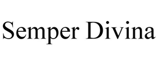 mark for SEMPER DIVINA, trademark #85661142