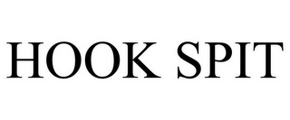 mark for HOOK SPIT, trademark #85661213