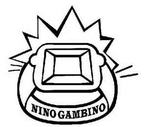 mark for NINO GAMBINO, trademark #85661222