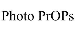 mark for PHOTO PROPS, trademark #85661275