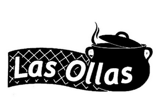mark for LAS OLLAS, trademark #85661295
