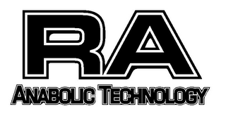 mark for RA ANABOLIC TECHNOLOGY, trademark #85661404