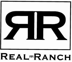 mark for RR REAL RR RANCH, trademark #85661460