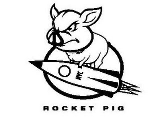 mark for ROCKET PIG NYC, trademark #85661483