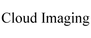 mark for CLOUD IMAGING, trademark #85661642