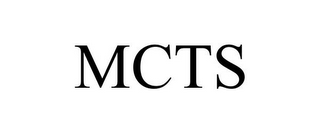 mark for MCTS, trademark #85661649