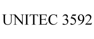 mark for UNITEC 3592, trademark #85661692