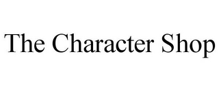 mark for THE CHARACTER SHOP, trademark #85661716