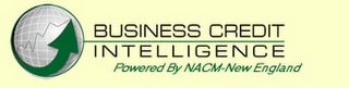 mark for BUSINESS CREDIT INTELLIGENCE POWERED BY NACM-NEW ENGLND, trademark #85661844