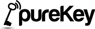 mark for PUREKEY, trademark #85661884