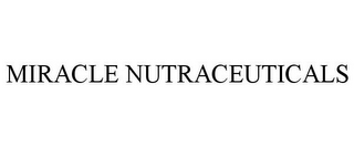 mark for MIRACLE NUTRACEUTICALS, trademark #85662084